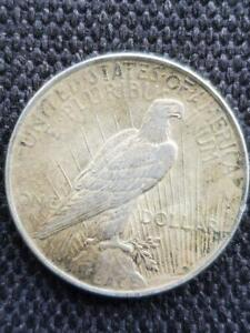 Click now to see the BUY IT NOW Price!  RARITY 6   EXTRA HAIR   LATE DIE STATE  TOP 50 VAM 1B 1923 PEACE SHIPS FREE