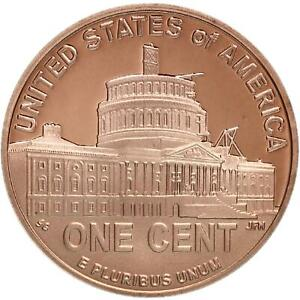 2009 S LINCOLN PRESIDENCY CENT 4 PROOF PENNY