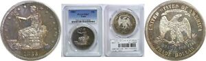 Click now to see the BUY IT NOW Price! 1883 TRADE DOLLAR PCGS PR 67