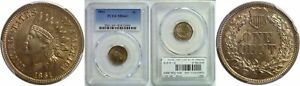 Click now to see the BUY IT NOW Price! 1861 INDIAN HEAD CENT PCGS MS 64