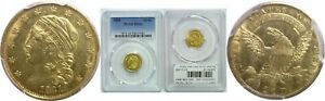 1831 $2.50 GOLD COIN PCGS MS 62