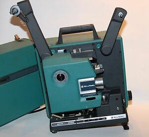 bell howell movie projector model 1592b