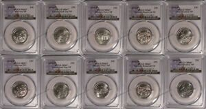 Click now to see the BUY IT NOW Price! 2016 P & D NATIONAL PARK 10 COIN QUARTER SET 25C PCGS MS67 USA FLAG