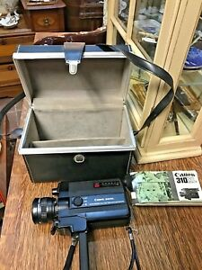 canon 310xl super 8 camera motor tested