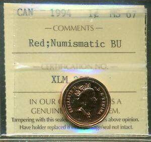 Click now to see the BUY IT NOW Price! 1994 ICCS MS 67 RED; NBU