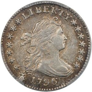 Click now to see the BUY IT NOW Price! 1796 10C PCGS AU55