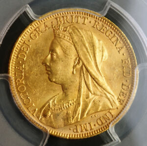 Click now to see the BUY IT NOW Price! 1895 M AUSTRALIA QUEEN VICTORIA. GOLD SOVEREIGN COIN. MELBOURNE  PCGS MS 62