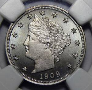 Click now to see the BUY IT NOW Price! 1909 NGC PF68 LIBERTY NICKEL