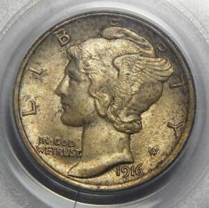 Click now to see the BUY IT NOW Price! 1916 D PCGS MS62 MERCURY DIME