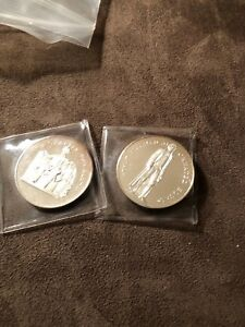 JEFFERSON AND LINCOLN SILVER COIN