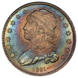 Click now to see the BUY IT NOW Price! 1831 25C SMALL LETTERS BR 2 PCGS MS65 CAC