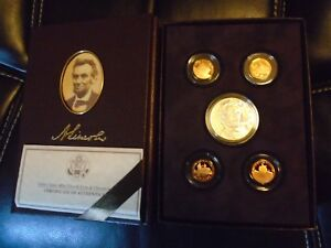 2009 UNITED STATES LINCOLN COIN & CHRONICLES SET