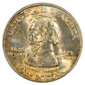 Click now to see the BUY IT NOW Price! 1925 50C VANCOUVER PCGS MS67  CAC