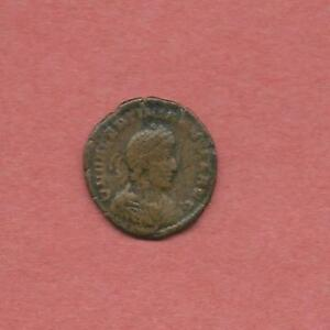 ROMAN BRONZE AE 3 OF THE EMPEROR VALENTINIAN II  375 392                  6746
