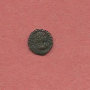 ROMAN BRONZE AE 4 OF THE EMPEROR VALENTINIAN II  375 392                  6256