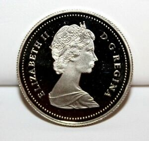 1988 CANADA 50C PROOF COIN