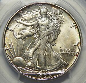 Click now to see the BUY IT NOW Price! 1928 S PCGS MS64 WALKING LIBERTY HALF DOLLAR