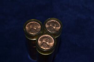 1960 P LINCOLN CENT ROLL SUPER NICE QUALITY