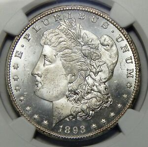 Click now to see the BUY IT NOW Price! 1893 CC NGC MS64 MORGAN DOLLAR