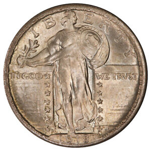Click now to see the BUY IT NOW Price! 1918 D 25C PCGS MS66FH