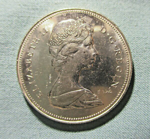 1968 CANADA 50 CENTS COIN HIGH GRADE