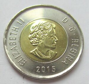 2015 CANADA TOONIE    COMBINED SHIPPING