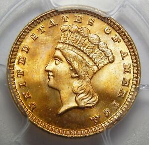 Click now to see the BUY IT NOW Price! 1883 PCGS MS68 GOLD DOLLAR