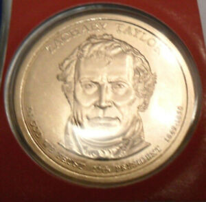 2009 D ZACHARY TAYLOR PRESIDENTIAL    MINT CELLO