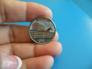 2001 KENTUCKY COLORIZED STATEHOOD QUARTER SINGLE COIN T7