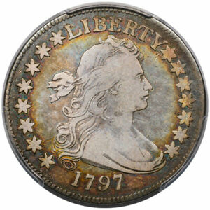 Click now to see the BUY IT NOW Price! 1797 50C PCGS F15 CAC