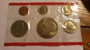 1977 UNCIRCULATED MINT SET