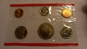 1984 UNCIRCULATED MINT SET