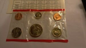 1985 UNCIRCULATED MINT SET