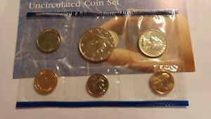 1991 UNCIRCULATED MINT SET