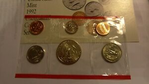 1994 UNCIRCULATED MINT SET