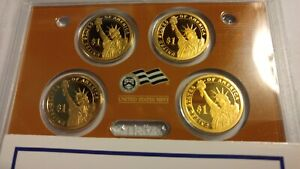 2007 PRESIDENTIAL $1 COIN PROOF SET