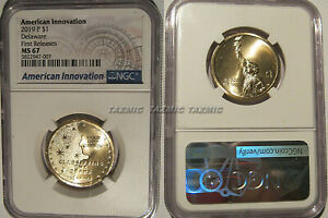 Click now to see the BUY IT NOW Price! 2019 P INNOVATION DOLLAR $1 NGC MS 67 DELAWARE CLASSIFYING STARS FIRST RELEASES