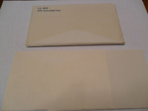 1976 MINT SET ENVELOPE ONLY  NO COINS