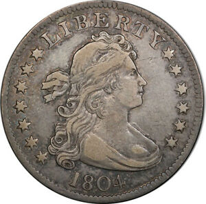 Click now to see the BUY IT NOW Price! 1804 25C PCGS XF40