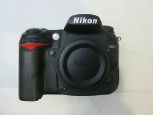 NIKON D7000 DSLR  BODY ONLY