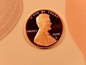2014 S LINCOLN SHIELD CENT     PROOF