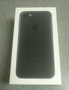 APPLE IPHONE 7   32GB   BLACK. BOOST MOBILE NEW &  PREVIOUSLY ACTIVATED