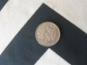DATED : 1948   ONE SHILLING COIN   KING GEORGE VI   GREAT BRITAIN