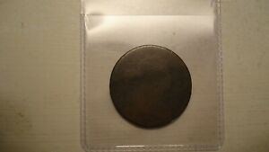 DRAPED BUST CENT NO DATE