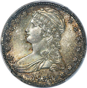 Click now to see the BUY IT NOW Price! 1839 O 50C PCGS MS65 CAC