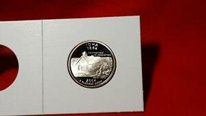 2004 S IOWA STATE QUARTER     ULTRA DEEP CAMEO PROOF MUST SEE PICS