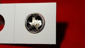 2004 S TEXAS STATE QUARTER     ULTRA DEEP CAMEO PROOF MUST SEE PICS