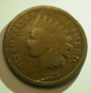 1873 INDIAN HEAD CENT 1C 210