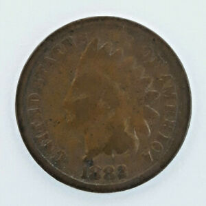1882  INDIAN HEAD CENT   J0420 103