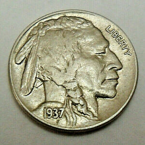 1937 P INDIAN HEAD